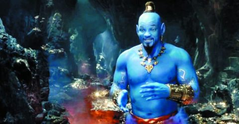'Aladdin' Trailer reveals Will Smith as Genie