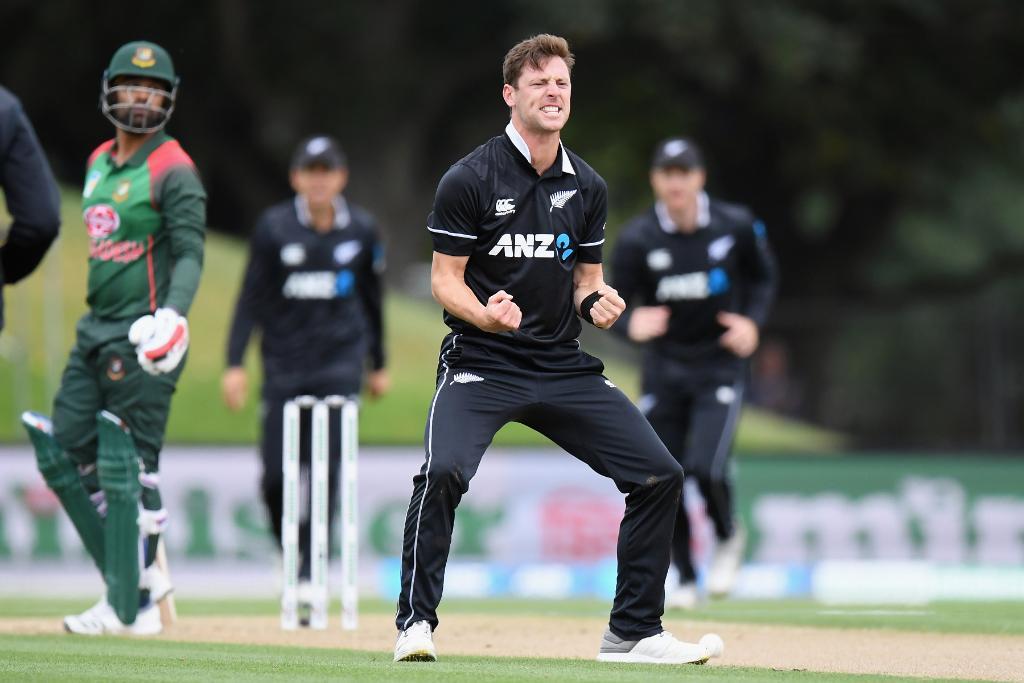 New Zealand beat Bangladesh by 8-wicket in 2nd ODI