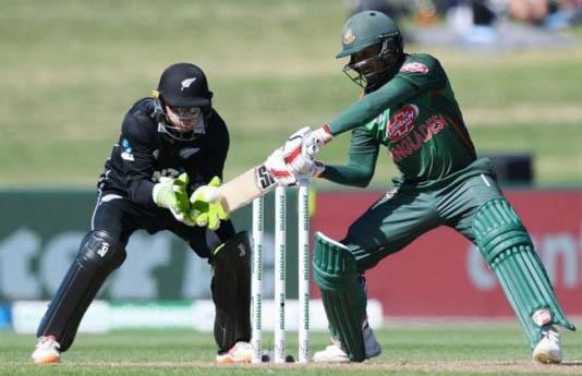 Bangladesh face New Zealand in crucial 2nd ODI Saturday