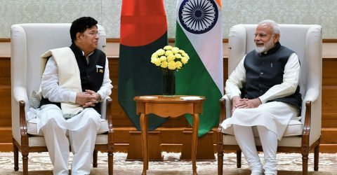 Modi assures India's cooperation in resolving Rohingya crisis