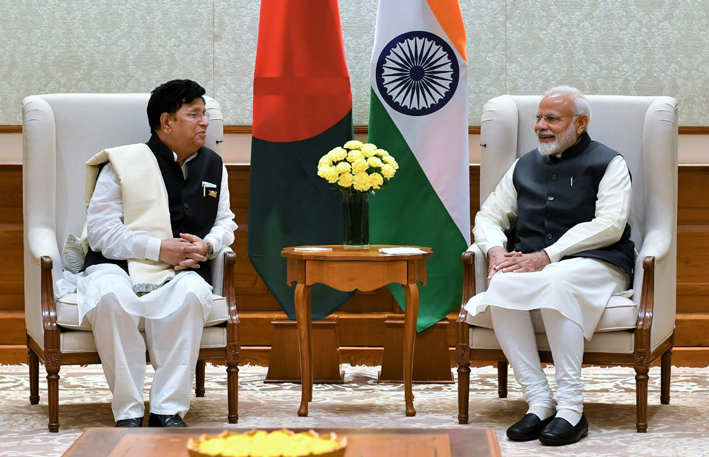 Modi assures India's cooperation in resolving Rohingya crisis