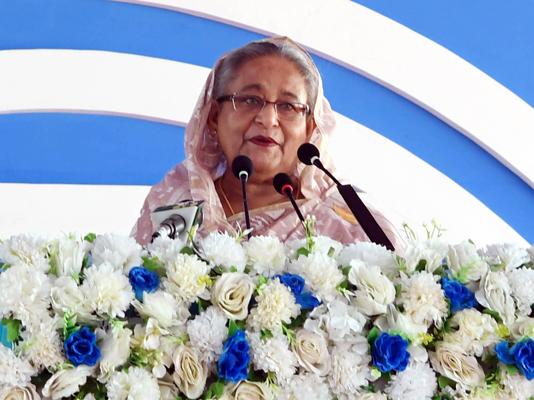 PM desires Bangladesh's development to be world's wonder
