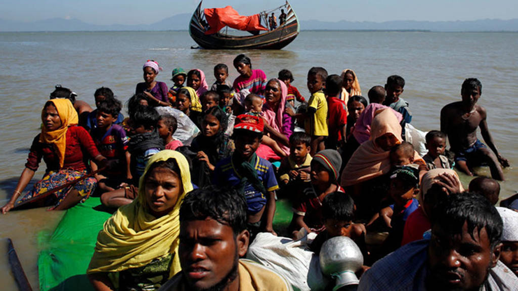 Bangladesh to seek more Indian support to resolve Rohingya crisis