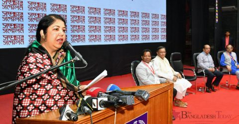 Media enjoys golden time in Bangladesh : Speaker