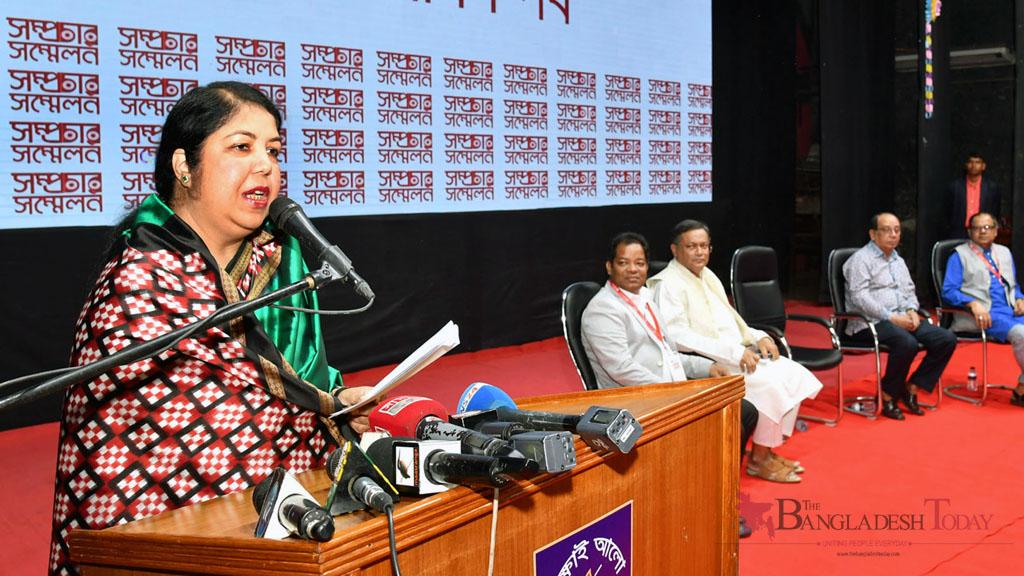 Media enjoys golden time in Bangladesh : Speaker