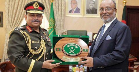 Bangladesh, KSA to sign defence deal on Feb 14