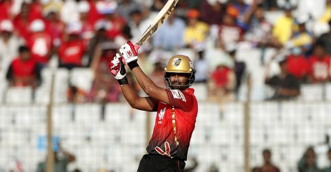Tamim first Bangladesh batsman to hit BPL ton this season