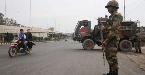 Seven killed in new Kashmir battle