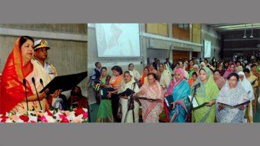 49 women MPs take oath