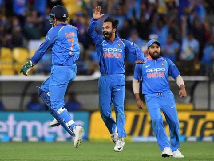 India win 5th ODI against New Zealand, take series 4-1