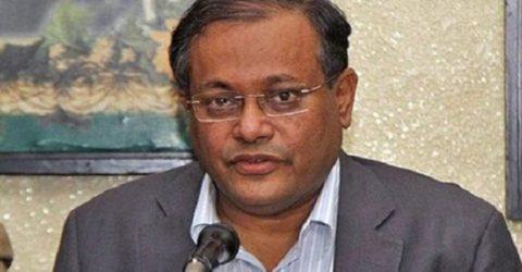 Hasan pays glowing tribute to Suranjit Sengupta