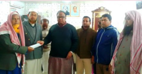 Rajshahi Zila Parishad distributes Tk 6.80 lakh to uplift projects