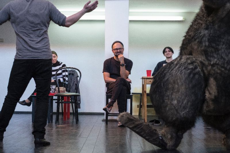 Russian theatre directors stage daring plays despite crackdown