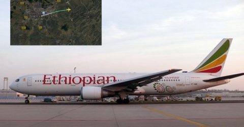 Pilot of crashed plane reported 'difficulties', asked to return: Ethiopian Airlines