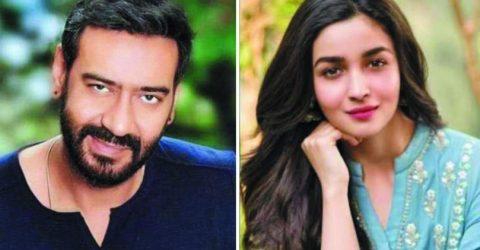 Ajay Devgn and Alia Bhatt join SS Rajamouli's 'RRR'
