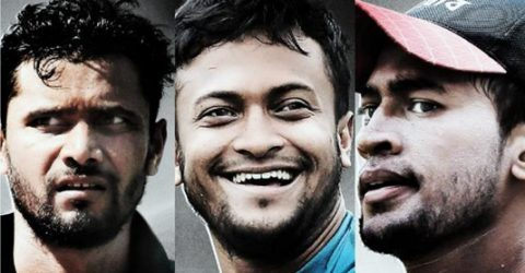 Three Tigers' cricketers in ESPN's 100 best players list