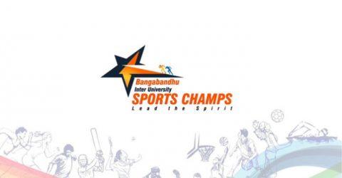 Bangabandhu Inter-University Sports Champs begins tomorrow