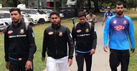 Bangladesh cricket team escapes NZ mosque shooting: official