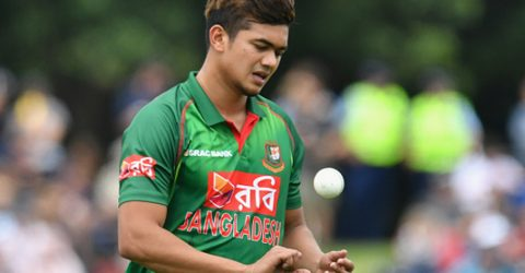 Taskin chooses World Cup over his prolonged career
