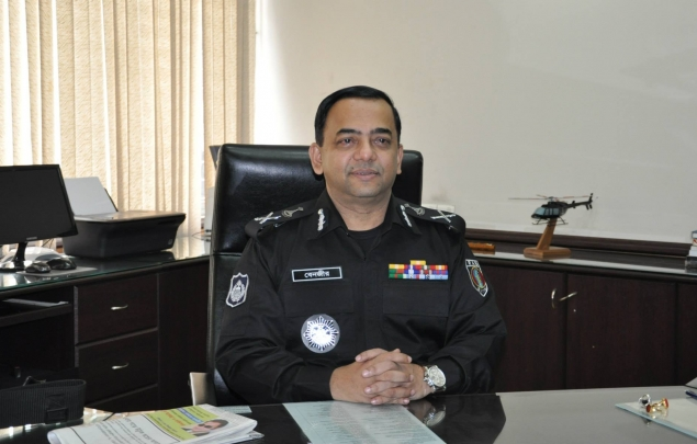 No room for militancy in country: RAB DG
