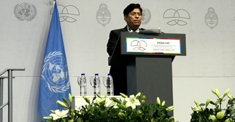 Momen for establishing SSC ministerial forum to achieve SDGs