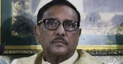 BNP's political strategies become blunt: Quader