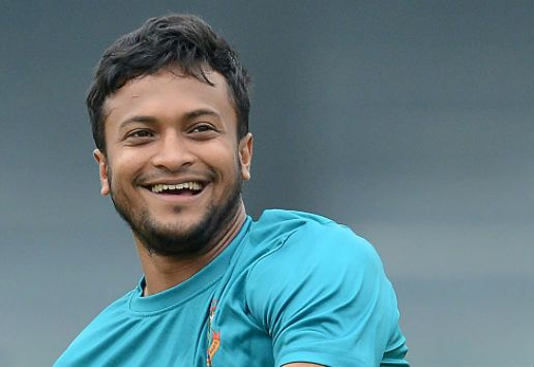 Shakib over the moon by PM's gesture