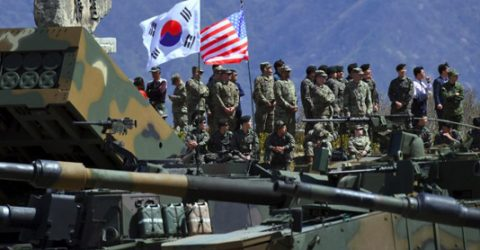 US, S. Korea to 'discontinue' major military exercise: US official