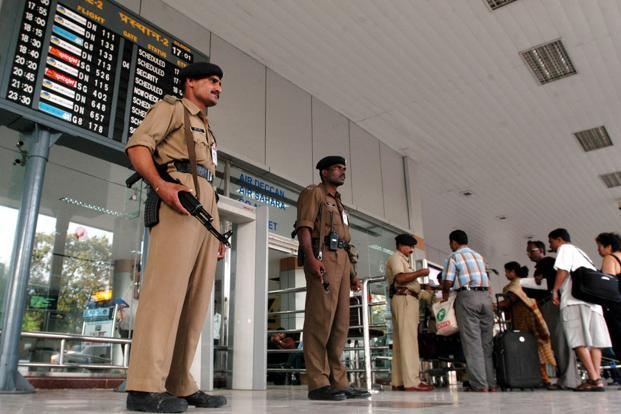 Strict security measures at airports ahead of Indian general election