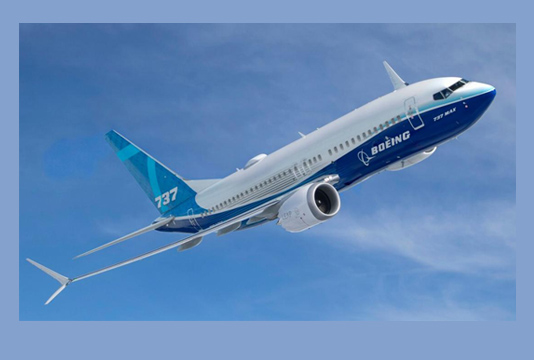 Consequent crashes concern CAAB about Boeing's MAX-8 craft