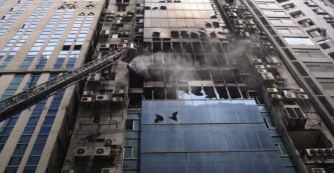 Tasvir, Faruque remanded over FR Tower inferno