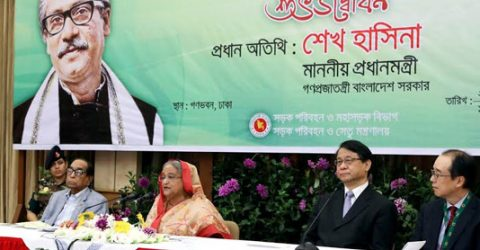 Govt building overpasses at 4-way intersections: PM
