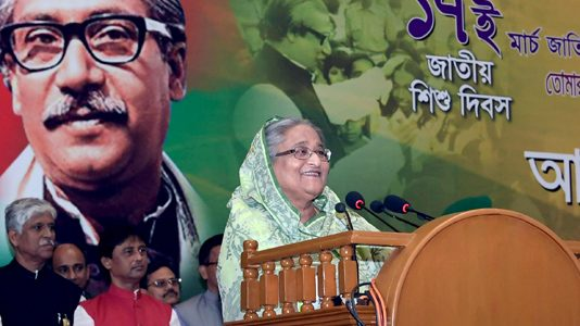 Don't let anti-liberation forces, killers come to power: PM