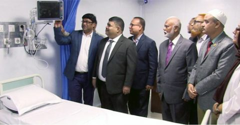 World standard healthcare services available at Rangpur: experts