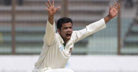 Razzak first Bangladeshi to claim 400 wickets in List A cricket