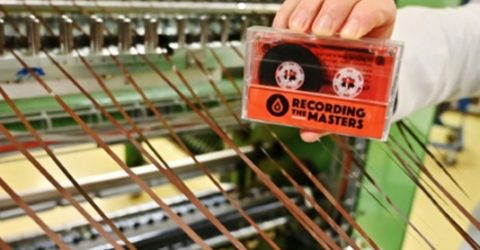 Back to the future: cassettes launch comeback tour