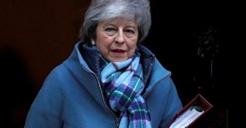 May seeks last-minute Brexit tie-breaker with opposition