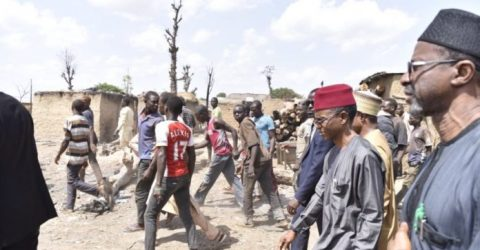 50 killed in clashes with bandits in NW Nigeria: govt