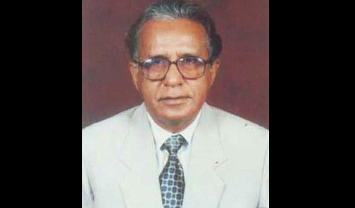 Ex-BNP minister Barrister Aminul Haque dies