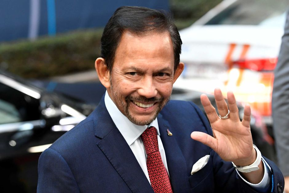 """Brunei Sultan for """"just and permanent solution"""" to Rohingya crisis"""