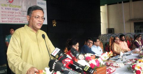 Hasan for concerted efforts to restore golden era of film industry
