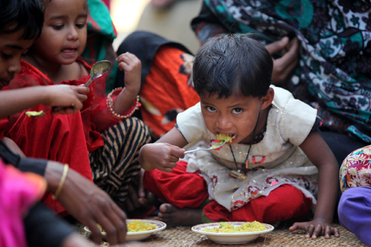 Poor feeding practices cause childhood malnutrition: speakers