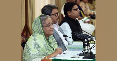 PM for collective resistance against militancy
