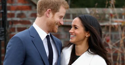Prince Harry and Meghan Markle Opened Official Instagram Account