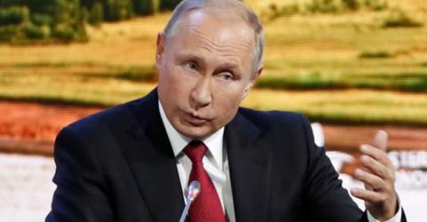 N.Korea needs 'security guarantees' in exchange for denuclearisation: Putin