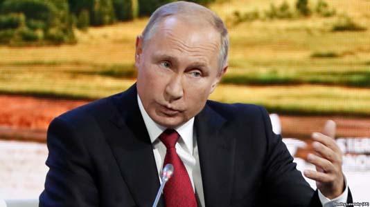 Putin proposes referendum on constitutional changes