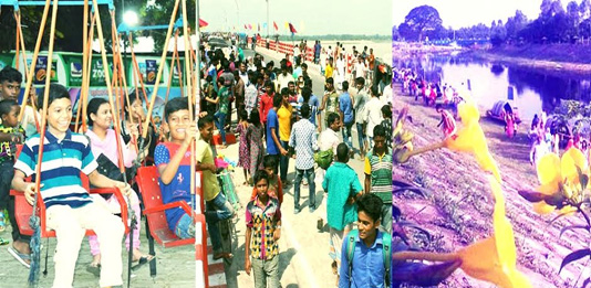 Rangpur division turns joyous welcoming 'Pahela Boishakh'