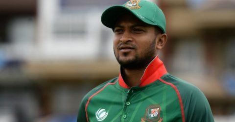 Shakib to be called up from IPL to join World Cup camp