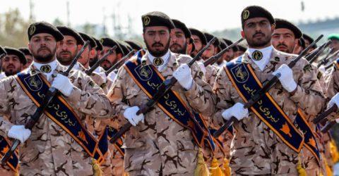 US to declare Iran's Revolutionary Guards as terrorist group: WSJ
