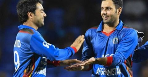 Khan and Nabi spearhead Naib-led Afghanistan World Cup squad